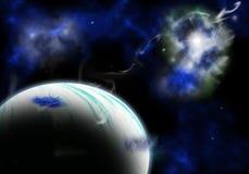Space Scene Stock Photos