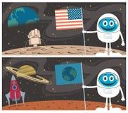 Space Scenes Stock Image