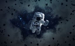 Space science fiction image. This image elements furnished by NASA royalty free stock photo