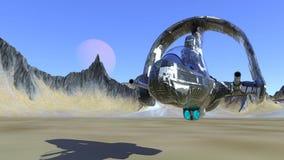 Free Space Ship Stock Photo - 69496660