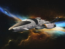 Free Space Ship Royalty Free Stock Images - 92001059