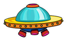 Space ship Royalty Free Stock Photography