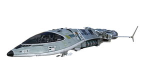 Space ship Stock Images