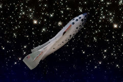 Space Ship One Stock Photography