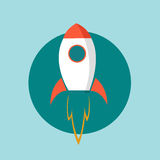 Space ship Royalty Free Stock Photo