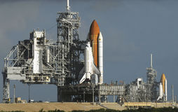 Space shuttle Royalty Free Stock Photo