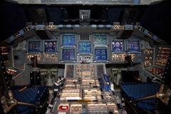 Space Shuttle Atlantis. The space shuttle Atlantis was the last shuttle to fly to space and is now being decommission to be placed on display. This is the last Royalty Free Stock Photos