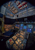 Space shuttle Atlantis. The space shuttle Atlantis was the last shuttle to fly to space and is now being decommission to be placed on display. This is the last Royalty Free Stock Photo