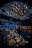 Space shuttle Atlantis. The space shuttle Atlantis was the last shuttle to fly to space and is now being decommission to be placed on display. This is the last Stock Photo