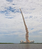 Space Shuttle Atlantis - last flight Royalty Free Stock Photos