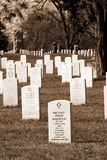 Space Shuttle Columbia Gravesite Stock Image