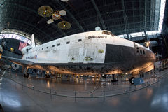 Space Shuttle Discovery. Royalty Free Stock Image