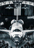 The Space Shuttle Discovery at the Smithsonian Air and Space Museum Udvar-Hazy Center Stock Photography