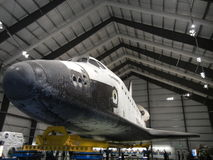 Space Shuttle Endeavor royalty free stock images