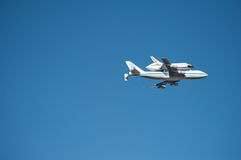 Space Shuttle Endeavour Stock Photography