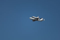 Space Shuttle Enterprise Royalty Free Stock Photography
