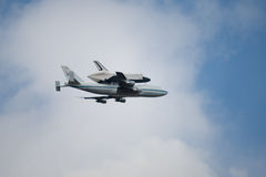 Space Shuttle Enterprise Stock Photo