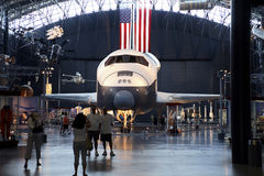 Space Shuttle Enterprise Stock Photography