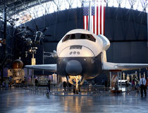 Space Shuttle Enterprise  Royalty Free Stock Photos