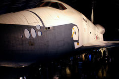Space shuttle Enterprise, Intrepid Museum Royalty Free Stock Photo