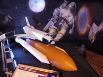 Space Shuttle, Exploration, Transportation Stock Photo