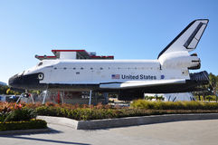 Space Shuttle Explorer, Florida, USA Stock Image