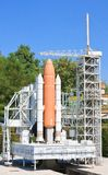 Space Shuttle.Klagenfurt. Miniature Park Royalty Free Stock Photography
