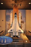Space Shuttle Model Royalty Free Stock Image