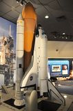 Space Shuttle Model Stock Images