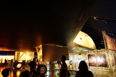 The Space Shuttle Pavillion 121 Stock Photography