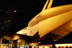 The Space Shuttle Pavillion 90 Royalty Free Stock Photo