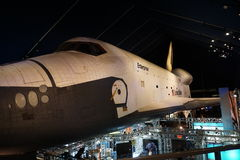 The Space Shuttle Pavillion 62 Royalty Free Stock Photos