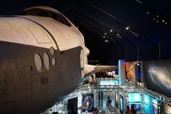 The Space Shuttle Pavillion 47 Stock Photo