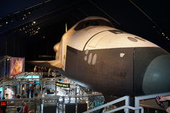 The Space Shuttle Pavillion 41 Royalty Free Stock Photography