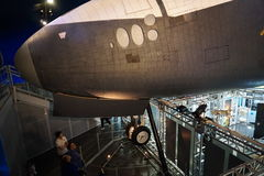 The Space Shuttle Pavillion 36 Stock Photos
