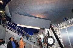 The Space Shuttle Pavillion 31 Stock Photo