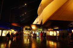 The Space Shuttle Pavillion 15 Stock Photo