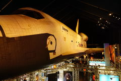 The Space Shuttle Pavillion 25 Stock Photo