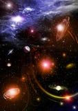 Space sky Stock Photos