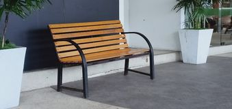 Space for someone. In time now Stock Photography