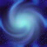 Space spiral Stock Photos