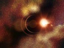 Space - starfield Stock Photo