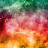 Space with stars Stock Images