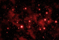 Space stars background Stock Photo