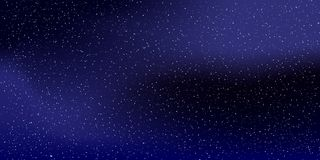 Space Stars Background. Vector Illustration of The Night Sky. EPS 10. Space Stars Background. Vector Illustration of The Night Sky stock illustration