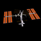 Space station Royalty Free Stock Photos