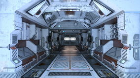 Space station Stock Images