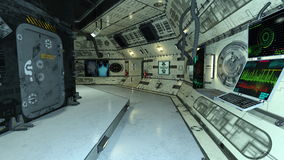 Space station Stock Photography