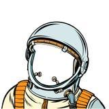Space suit. astronaut. Pop art retro vector illustration kitsch vintage drawing royalty free illustration