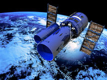 Space Telescope Stock Images